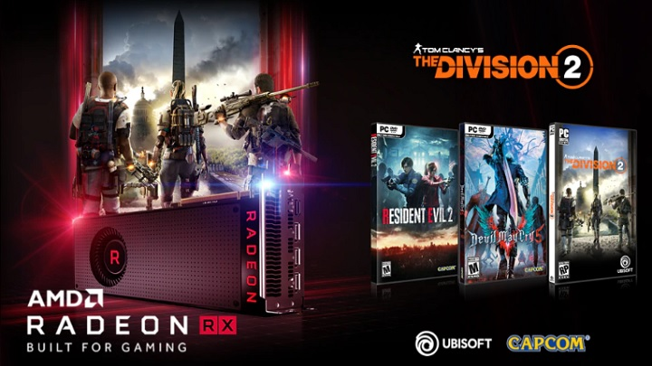 AMD Campaign: Three pre-release games for free when you buy Radeon graphics cards - Illustration # 1