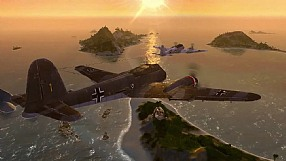 World of Warplanes ciężkie myśliwce