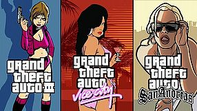 Grand Theft Auto: The Trilogy - The Definitive Edition teaser #1