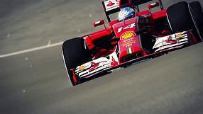 F1 2014 trailer