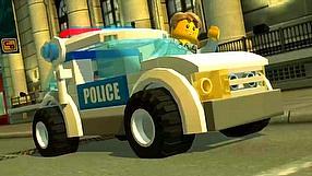 LEGO City: Tajny Agent pojazdy