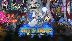 Ghosts 'n Goblins Resurrection zwiastun #2