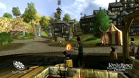 The Lord of the Rings Online Miasto Bree