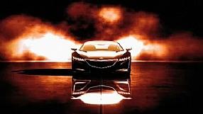 Gran Turismo 5 Acura NSX Concept