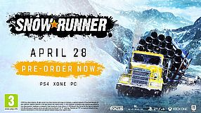 SnowRunner zwiastun z datą premiery