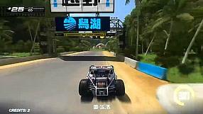 Trackmania Turbo rozgrywka z komentarzem twórców (PL)
