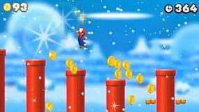 New Super Mario Bros. 2 E3 2012