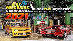 Car Mechanic Simulator 2021 zwiastun #2