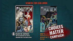 Mayhem Brawler zwiastun #1