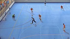 FIFA Street kulisy produkcji #1 nowy kierunek (PL)