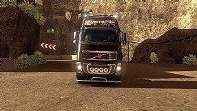 Euro Truck Simulator 2 Quarry Cargo Trailer