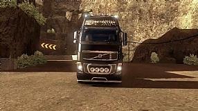 Euro Truck Simulator 2 Quarry Cargo Trailer