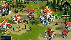 Age of Empires Online Skirmish Hall