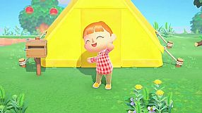 Animal Crossing: New Horizons E3 2019 trailer