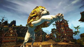 Guild Wars 2 Escape from Lion's Arch - trailer
