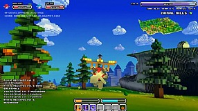 Cube World tryb multiplayer