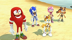 Sonic Boom: Fire & Ice E3 2015 - trailer