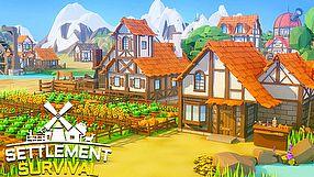 Settlement Survival zwiastun #1