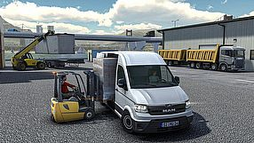 Truck and Logistics Simulator zwiastun #1