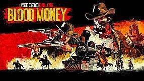 Red Dead Online zwiastun aktualizacji Blood Money