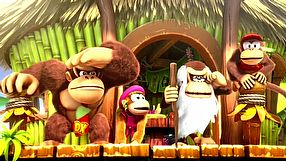 Donkey Kong Country: Tropical Freeze zwiastun wersji na Switch