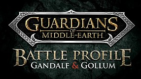 Guardians of Middle-Earth Walka Gandalf vs. Gollum