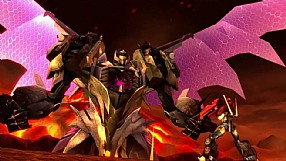 Transformers Prime: The Game zwiastun na premierę