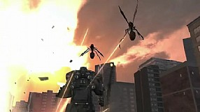 Earth Defense Force: Insect Armageddon zwiastun na premierę