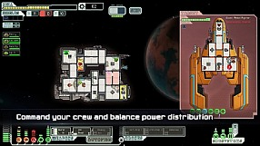 FTL: Faster Than Light cechy gry