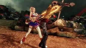 Lollipop Chainsaw trailer #2