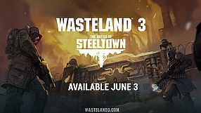 Wasteland 3: The Battle of Steeltown teaser dodatku The Battle of Steeltown