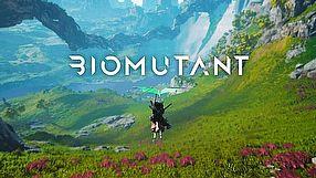 Biomutant zwiastun świata gry