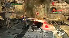 Devil May Cry 4 Nero trailer