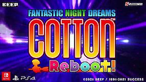 Cotton Reboot zwiastun #1