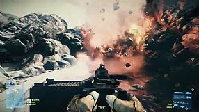 Battlefield 3: Siły pancerne gameplay (PL)