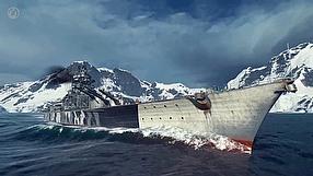 World of Warships dziennik dewelopera - okręty premium (PL)