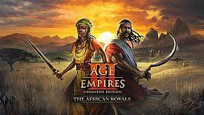 Age of Empires III: Definitive Edition zwiastun dodatku African Royals
