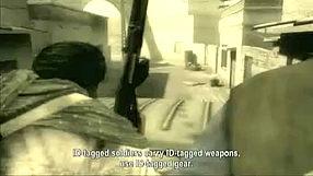 Metal Gear Solid 4: Guns of the Patriots Fabuła (E3 2006)