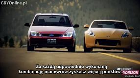 Forza Horizon kulisy produkcji #3 system nagradzania i rozwój kariery (PL)