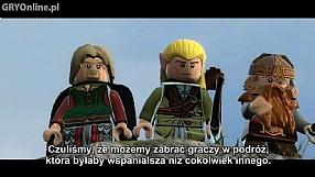LEGO The Lord of the Rings: Władca Pierścieni kulisy produkcji #1 odtwarzanie Śródziemia (PL)