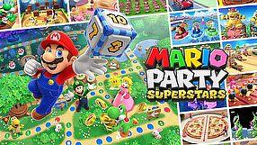 Mario Party Superstars zwiastun #1