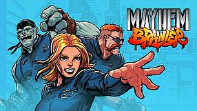 Mayhem Brawler zwiastun rozgrywki #1