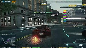 Need for Speed: Most Wanted cechy trybu multiplayer (PL)