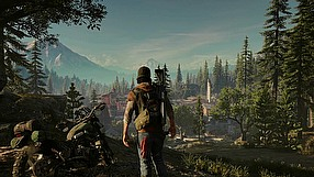 Days Gone E3 2016 - gameplay