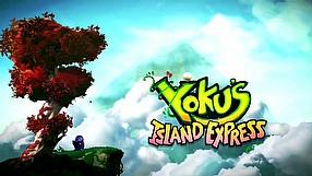Yoku's Island Express zwiastun #1