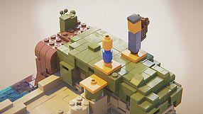 LEGO Builder's Journey zwiastun wersji RTX