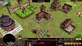 Age of Empires III: The Asian Dynasties Chiny
