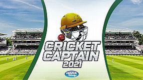 Cricket Captain 2021 zwiastun premierowy