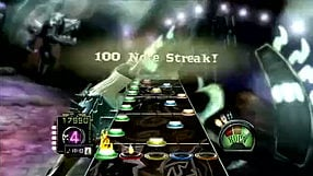 Guitar Hero III: Legends of Rock Through the Fire and Flames by Dragonforce