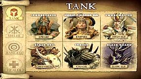 Warhammer Online: Age of Reckoning archetypy